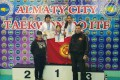 Открытый Чемпионат Казахстана - 2018